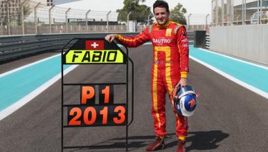 Fabio Leimer se une a Manor como piloto reserva