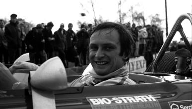 Fallece Chris Amon, ex piloto de F1 y ganador en Le Mans