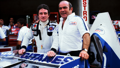 Fallece Guy Ligier, dueño del histórico equipo Ligier F1