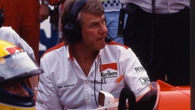 Fallece Tyler Alexander, uno de los fundadores de McLaren