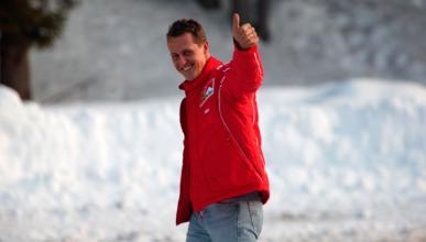 La familia de Michael Schumacher confía en su curación