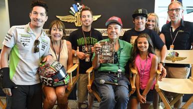 Familia de Nicky Hayden