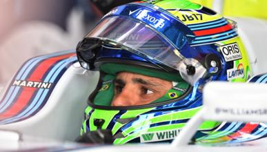 Felipe Massa confía en extender su contrato con Williams