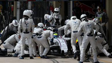 Felipe Massa, descalificado del GP Brasil 2015