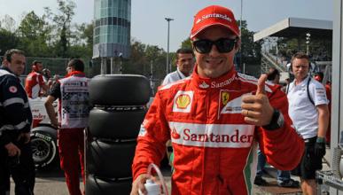 Felipe Massa - Ferrari - GP Italia 2012 - Monza