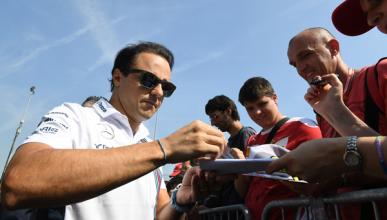 Felipe Massa hará un test con el Fórmula E de Jaguar