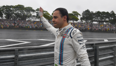 Felipe Massa no se va a olvidar de las carreras