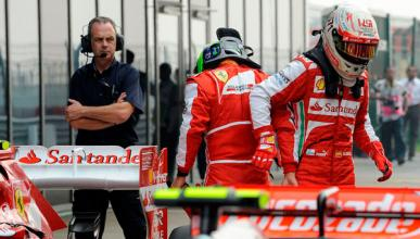Felipe Massa 'traiciona' a Fernando Alonso