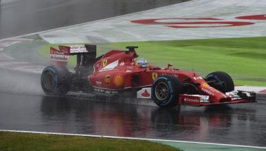 Fernando Alonso abandona el GP Japón por avería
