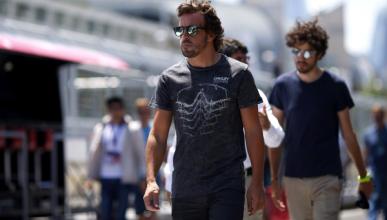 "Fernando Alonso: ""Bakú será espectacular"""