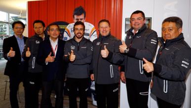 Fernando Alonso correrá las 500 Millas Indianápolis 2017