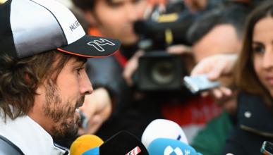 Fernando Alonso, embajador del GP de Europa 2016