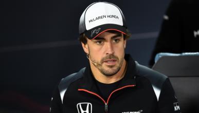 """Fernando Alonso: """"estaba preparado para aguantar el dolor"""""""