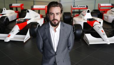 Fernando Alonso estrenará el McLaren-Honda en Jerez