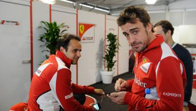 Fernando Alonso - Felipe Massa - Ferrari