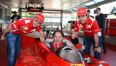 Villeneuve - Ferrari - 01