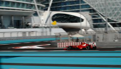 Fernando Alonso - Ferrari - Abu Dabi