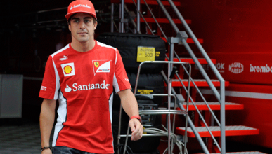Fernando Alonso - Ferrari - Alemania 2012