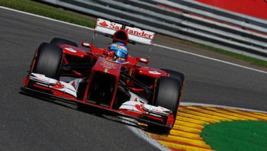 Fernando Alonso - Ferrari - Belgica 2013
