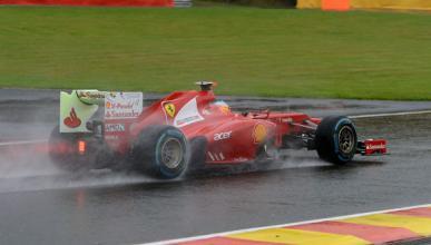 Fernando Alonso - Ferrari - Bélgica