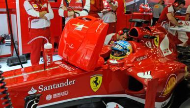 Fernando Alonso Ferrari España