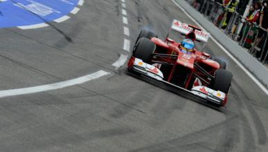 Fernando Alonso - Ferrari - GP Alemania 2012