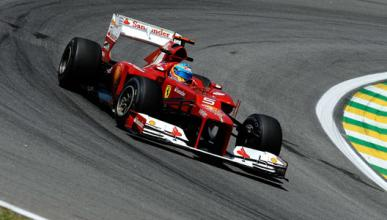 Fernando Alonso - Ferrari - GP Brasil 2012