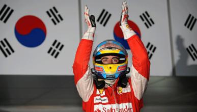 Fernando Alonso - Ferrari - GP Corea 2010