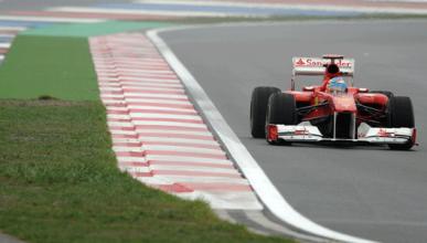 Fernando Alonso - Ferrari - GP Corea 2011