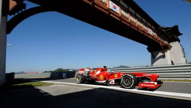 Fernando Alonso - Ferrari - GP Corea