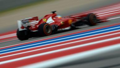 Fernando Alonso - Ferrari - GP EEUU