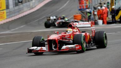 Fernando Alonso - Ferrari - GP Monaco