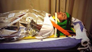 Fernando Alonso - Ferrari - Hospital Abu Dabi