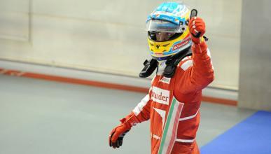 Fernando Alonso - Ferrari - Singapur 2013