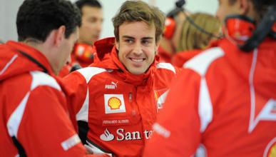 Fernando Alonso - Ferrari - Spa - GP Bélgica 2012