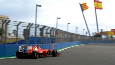 Fernando Alonso - Ferrari - Valencia