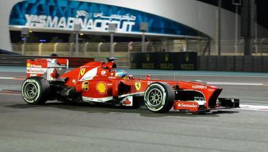 Fernando Alonso - GP Abu Dabi - Ferrari 2013