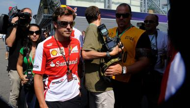 Fernando Alonso - GP Italia 2013