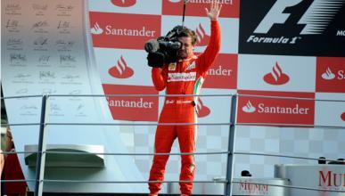 Fernando Alonso - GP Italia