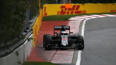 "Fernando Alonso: ""ha sido una sorpresa estar en Q3"""
