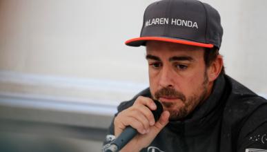 """Fernando Alonso: """"hay que mantener la calma"""""""