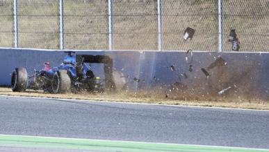 Fernando Alonso, en el hospital por precaución