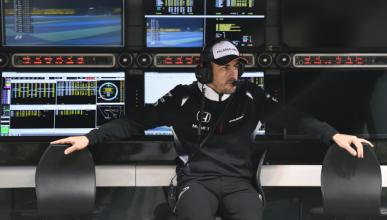 Fernando Alonso insiste: quiere correr en Bahréin