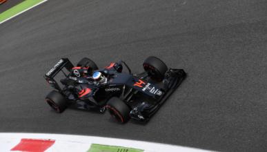 Fernando Alonso McLaren Honda 2016