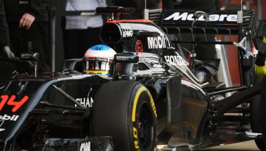 Fernando Alonso y McLaren, con más problemas en Montmeló