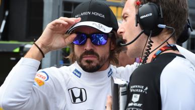 """Fernando Alonso: """"mi carrera en la F1 acabará en McLaren"""""""