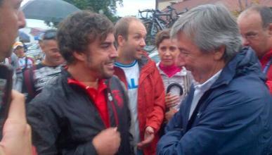 Fernando Alonso - Mundial ciclismo