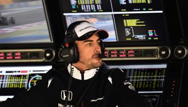 Fernando Alonso pasará el examen médico el jueves