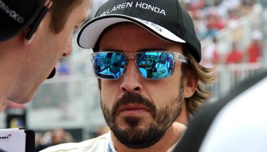 Fernando Alonso pide a McLaren que se centre en 2016
