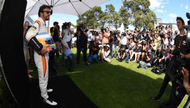 Fernando Alonso pide motores iguales en la Fórmula 1